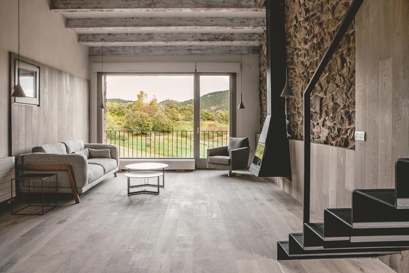 Conjunto de casas en la Cerdanya - dom - arquitectura